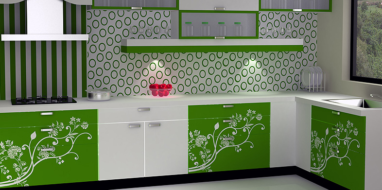 Modular kitchen - modular kitchens